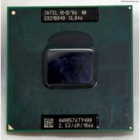 Продам процессор к ноутбуку Intel Core 2 Duo T9400 SLB46