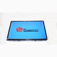 Lcd led телевизор domotec 24 dvb - t2 12v/220v hdmi in/usb/vga/scart/coax out/pc audio in
