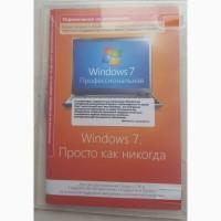 Лицензионная Microsoft Windows 7 Professional 32-bit, RUS, полная OEM-версия (FQC-08296)