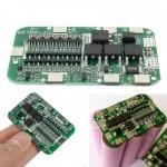 BMS 6S 15-25А, 25.5V Контроллер заряда разряда, плата защиты Li-Ion аккумулятора