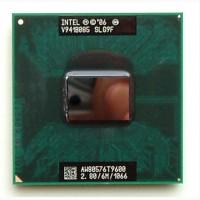 Продам процессор к ноутбуку Intel Core 2 Duo T9600 SLG9F