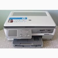 Продам МФУ/Принтер струйный цветной HP Photosmart C 8183 сканер/копир/Wi-Fi