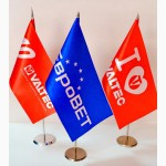 Изготовление флагов, флажков на палочке, автомобильных флажков
