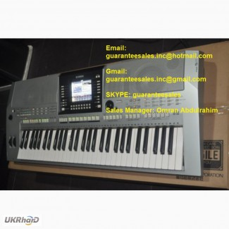 Sell : Yamaha Tyros 5, Yamaha YTS-875EX, PIONEER CDJ-1000, Roland Fantom-G6