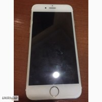 IPhone 6 gold neverlock 16gb original