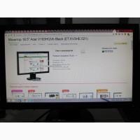 Монитор 18.5 Acer V193H Black широкоформатный