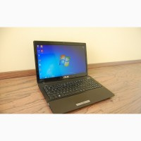 Мощный, игровой ноутбук ASUS K53TA (4 ядра)
