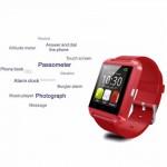 Uwatch U8 умные часы смарт Bluetooth на iOS или Android