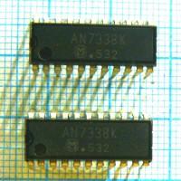 Микросхемы аналоговые µA741N - KA5L0365R