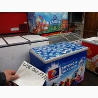 Лари морозильные б/у.морозильные камеры с термо крышкой на 450л с корзинами, Харьков
