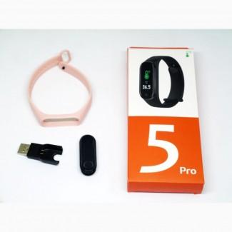 Xiomi Mi Band 5 PRO Фитнес браслет смарт часы Спортивный трекер м5 про