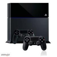 Продам Sony PlayStation 4 1TB, PS4, Два джойстика + 3 игры
