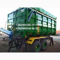Прицеп на трактор МТЗ, ЮМЗ, тракторный самосвал зерновоз