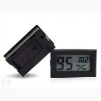 Цифровий измеритель влажности и температуры
