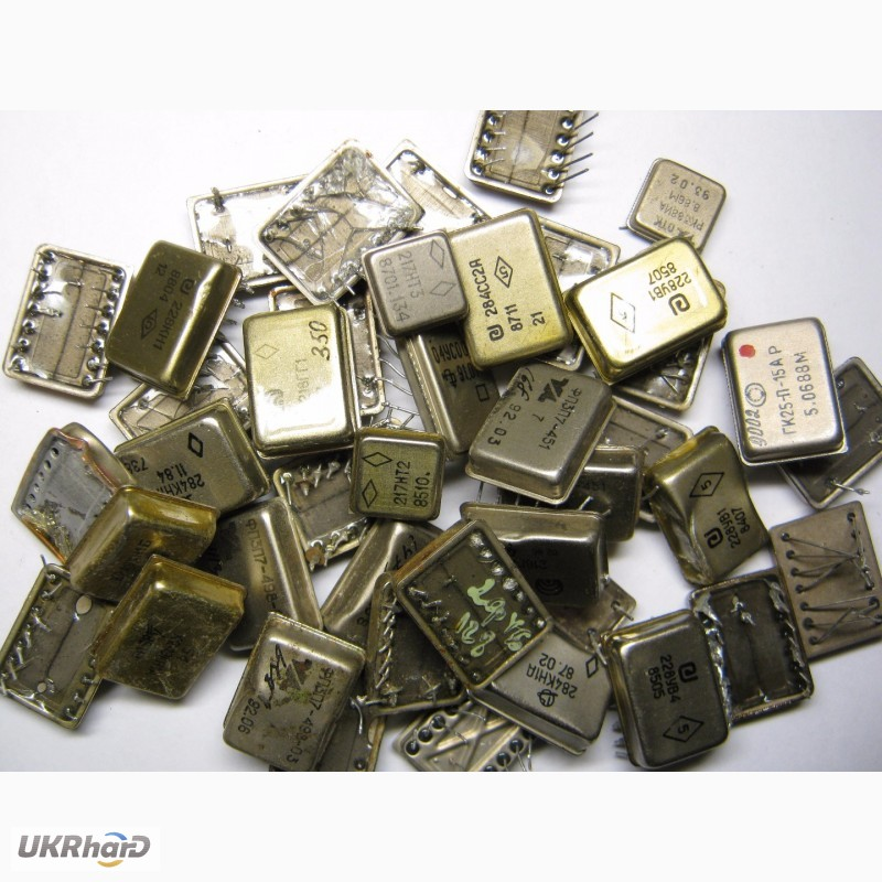 Скупка резисторов екатеринбург