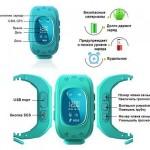 Q50 G36 умные смарт часы телефон для детей с функциями Gps трекер GSM мониторинг прослушка