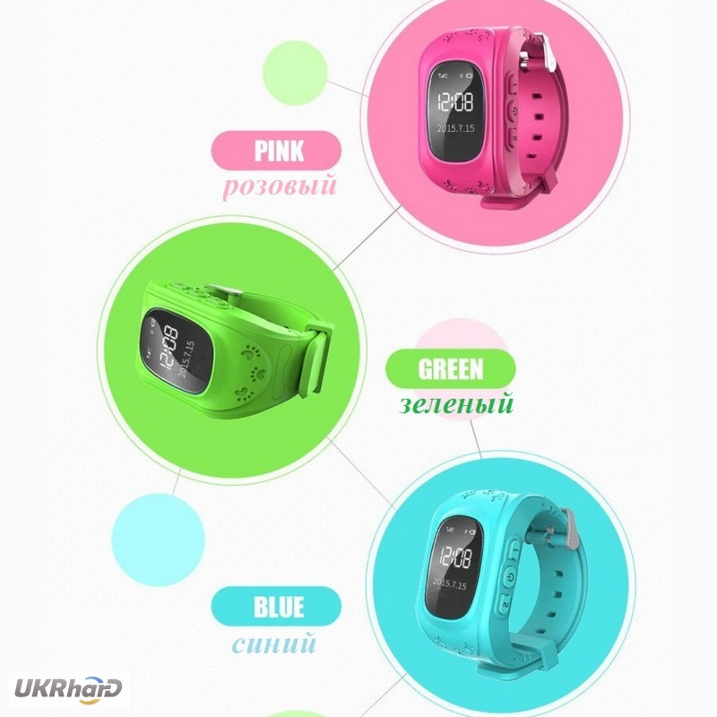 Фото 9. Q50 G36 умные смарт часы телефон для детей с функциями Gps трекер GSM мониторинг прослушка