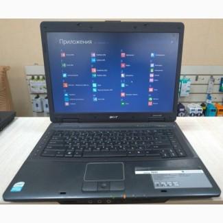 Безотказный двухядерный ноутбук Acer Extensa 5220