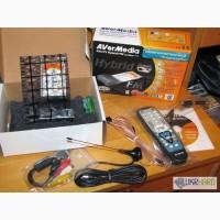 Продам Tv-тюнер AVerTV Hybrid+FM cardbus