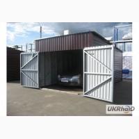 Ремонт, продажа, сборка гаражей Днепр и область