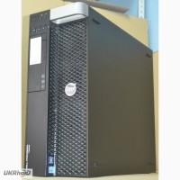 Рабочая станция DELL PRECISION T3600 / Гарантия / Конфигурация / Win7pro