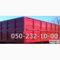 Борта на прицеп тракторный 2ПТС-4, 2ПТС-6