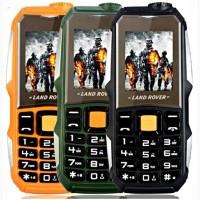 Металлический телефон LAND ROVER L99 2 сим, 2, 2 дюй, 2 Мп, 3800 мА/ч