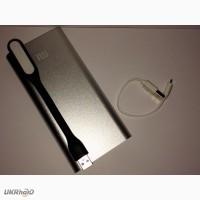 Power Bank 20800 mAh + USB Ліхтарик