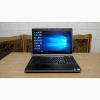 Dell Latitude E6530, 15, 6#039;#039;, i5-3320M, 8GB, 180GB Intel SSD, Win 10Pro. Гарантія