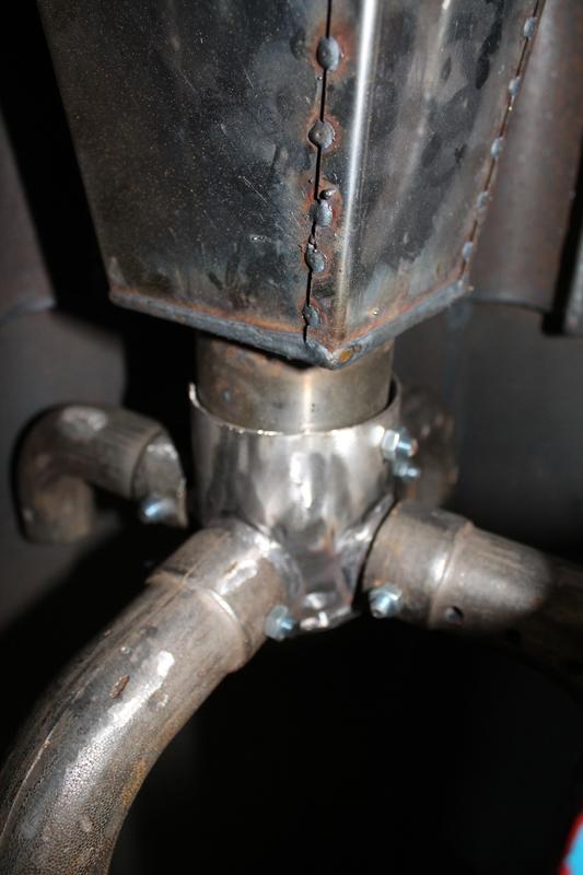 Фото 4. Твердотопливный котел длительного горения Буран 10 - 50У+ГВС (двухконтурный)