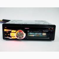 DVD Автомагнитола Pioneer 3218 USB, Sd, MMC съемная панель