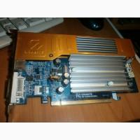 Видеокарта Giabyte PCI-E нет изображения