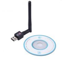 Мини- usb Wi-Fi адаптер 150 Мбит/ сетевая карта 802.11b/n/g Ethernet