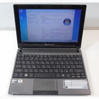Быстрый нетбук Packard Bell ZE7 (4 гига, ssd 160 gb)