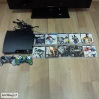 Sony Playstation 3 Super Slim 500 Гб вугілля чорний Консоль