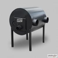 Дровяная отопительная печка булерьян Брест 500