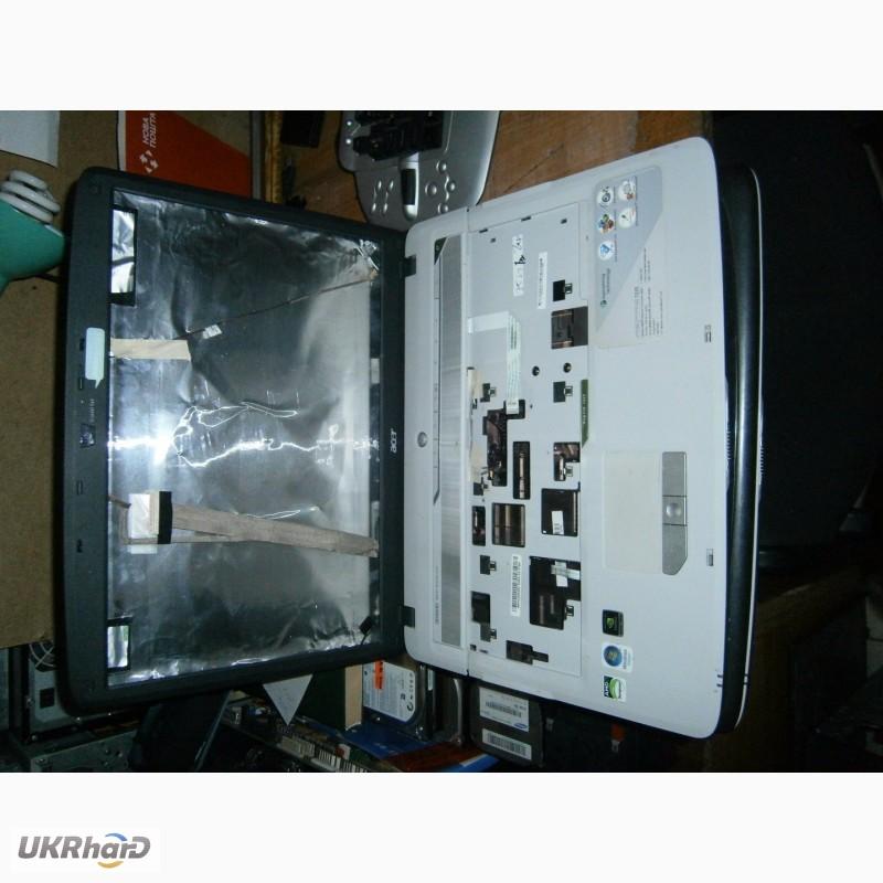 Фото 3. 4 корпуса от ноутбуков Acer 7220 5520