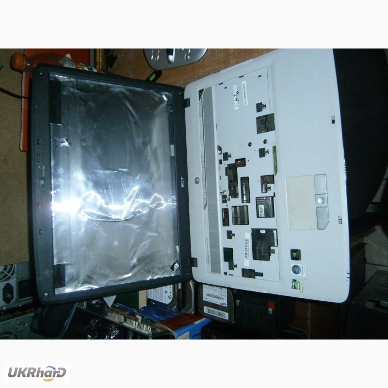 Фото 4. 4 корпуса от ноутбуков Acer 7220 5520