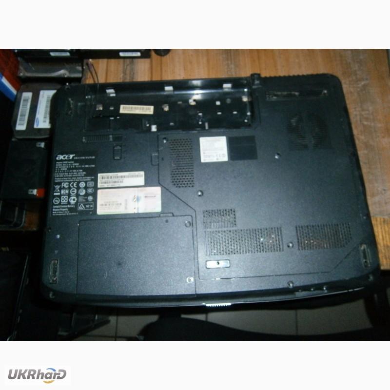 Фото 8. 4 корпуса от ноутбуков Acer 7220 5520