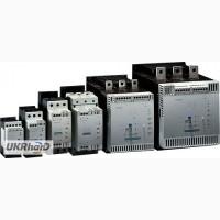 Устройства плавного пуска, электродвигатели, частотные преобразователи