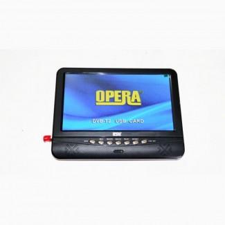 9, 5 TV Opera 901 Портативный телевизор с Т2