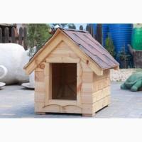 Теплые будки для собак. Готовые собачьи будки и на заказ