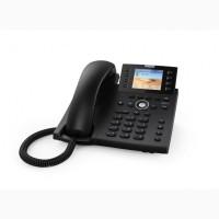 Snom D335, sip телефон 12 линий SIP c широкоэкранным графическим TFT-дисплеем