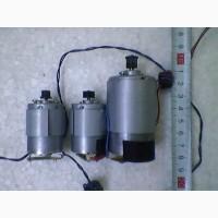 Микромотор (двигатель) от МФУ, принтера 24 V