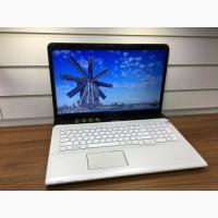 Белоснежный Игровой ноутбук Sony SVE171E13V(8Гиг видео 4Гига)