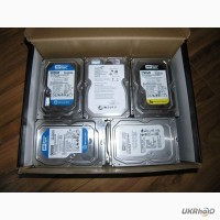 Жесткие диски 2.5 и 3.5 ( Б/У)