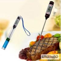 Термометр для кухни электронный. Градусник со щупом цифровой по Украине, цена, видео