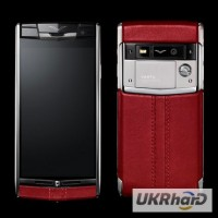 Vertu Signature Touch Red Leather, Verty, верту, копии vertu, копии vertu киев