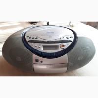 Продам бу магнитолу Sony CFD-S35CP