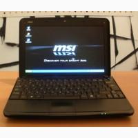 Нетбук MSI U100 (в отличном состоянии)